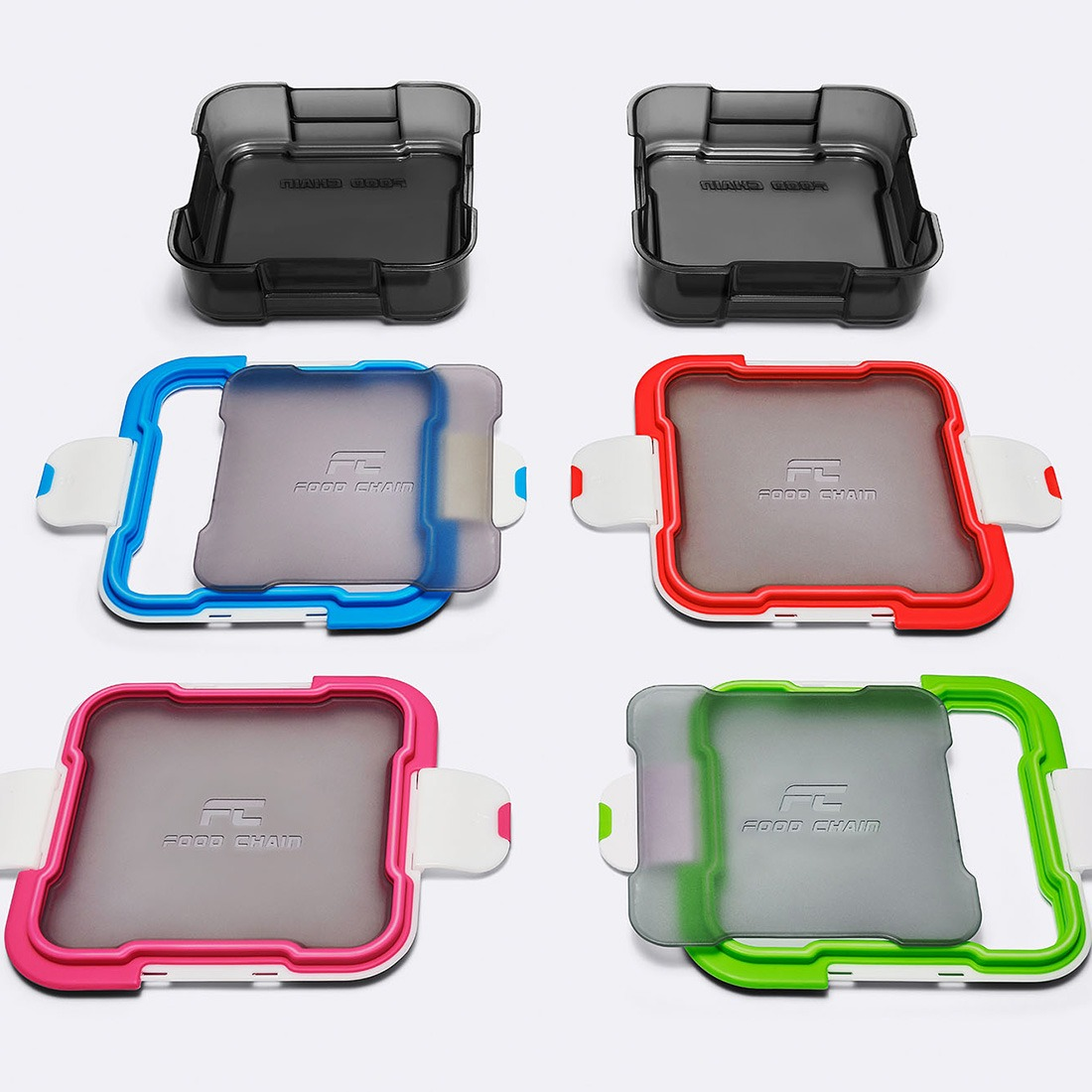 Food Chain food storage 3d printing product design and development
