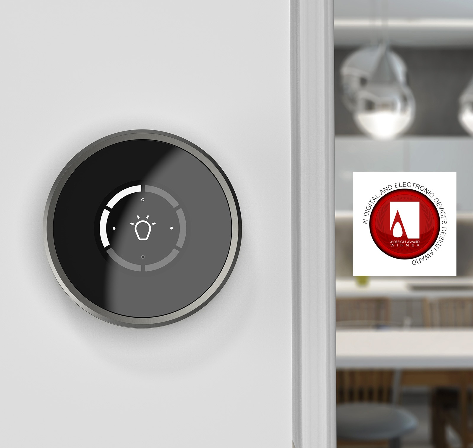turn smart-home control dial